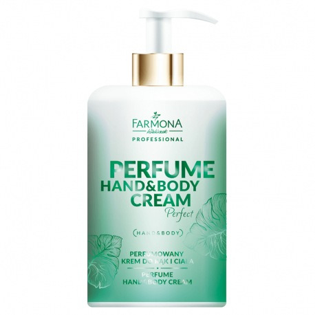 Farmona PERFUME HAND&BODY CREAM Perfect 300ml