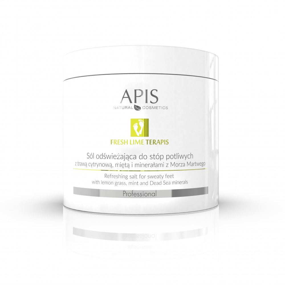 Apis Sól do stóp 650 g Fresh lime